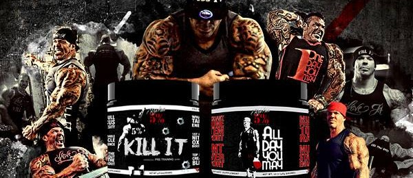 5 % Nutrition Rich Piana