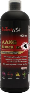 BioTech USA AAKG Shock (6000) 1000ml