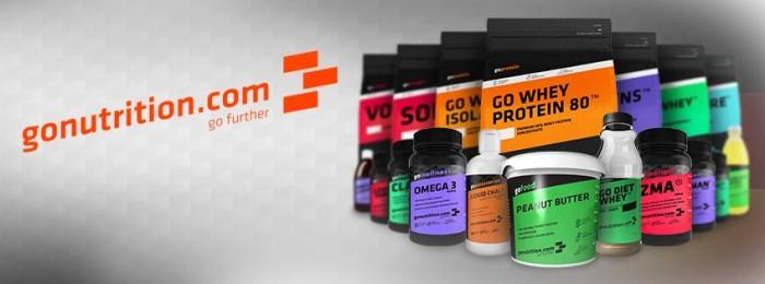 GoNutrition - Die neue Marke des MyProtein Gründers