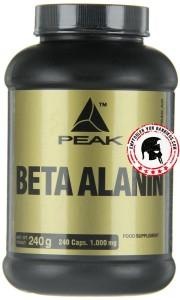 Peak-Beta-Alanin-240-Kapseln