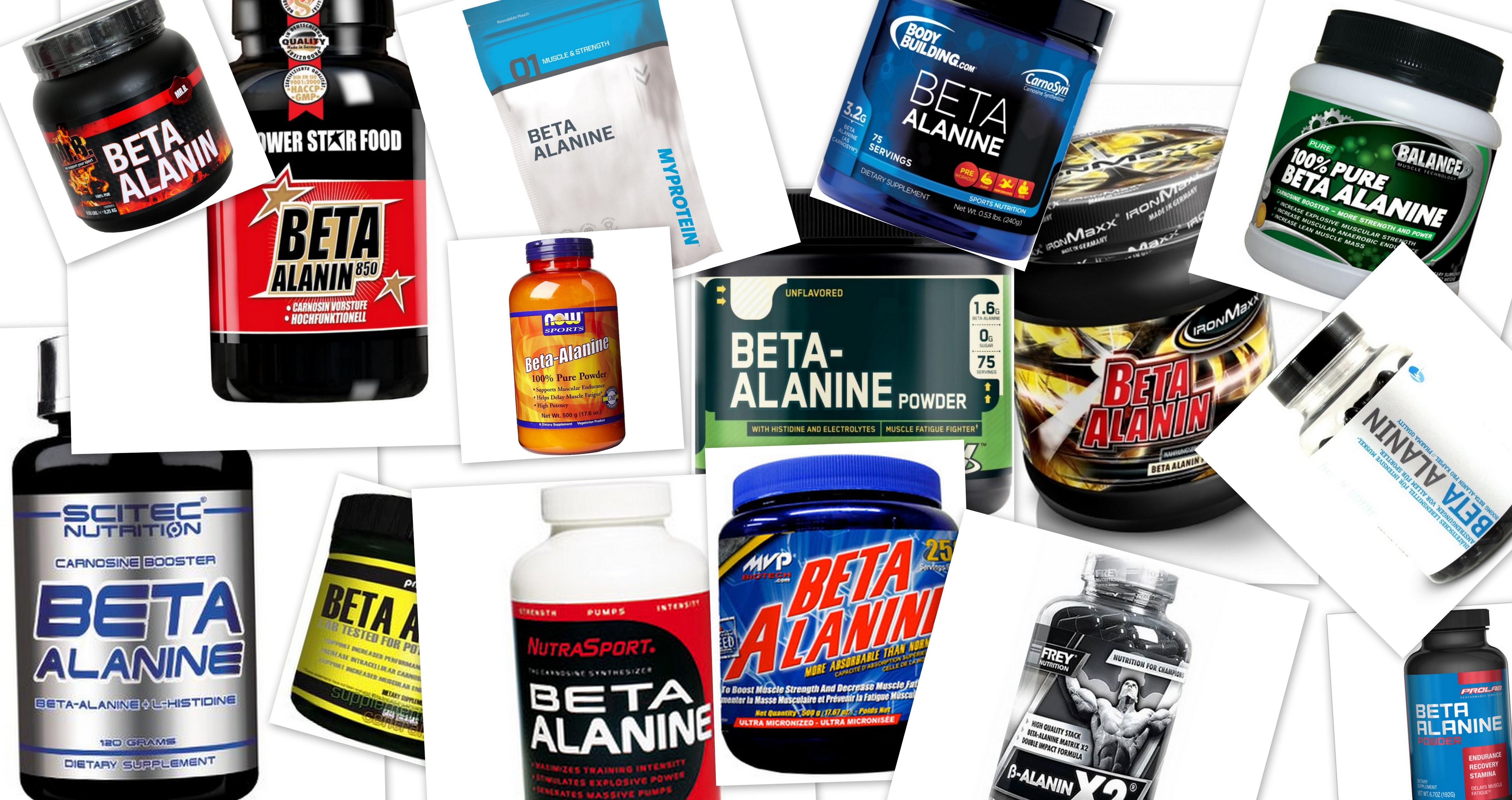 Beta Alanin Supplement