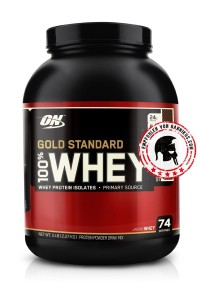 Optimum-Nutrition-100- Whey-Gold-Standard