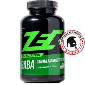 Zec-Nutrition-Gaba-Kapseln-750mg