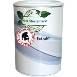 Stevia ist rund 300 mal süßer als Zucker und auch für Diabetiker geeignet