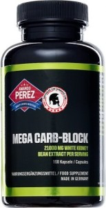 Amando-Perez-Mega-Carb-Blocker-Diät