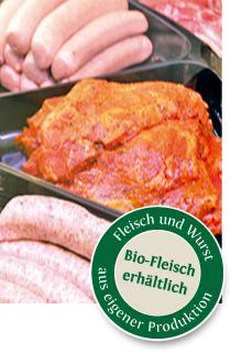 Bio-Fleisch