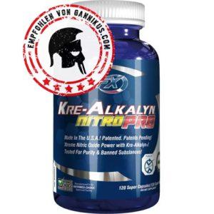 EFX-Kre-Alkalyn-Nitro-Pro-Super-Kapseln