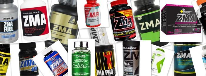 ZMA-supplement