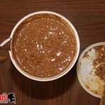 MyProtein-Erdnussbutter-PeanutButter-Umrühren1