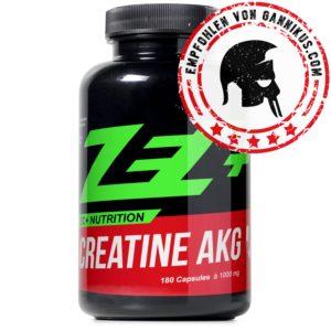 Zec-Nutrition-Creatin-AKG-Kapseln