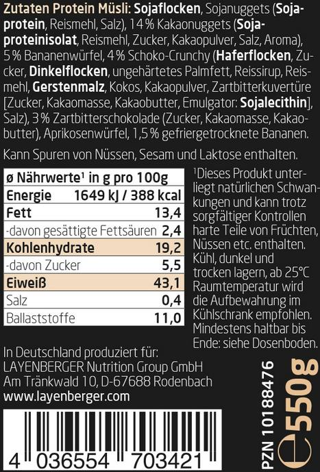 layenberger-lowcarb-one-protein-muesli-zutaten