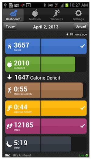 bodymedia-app
