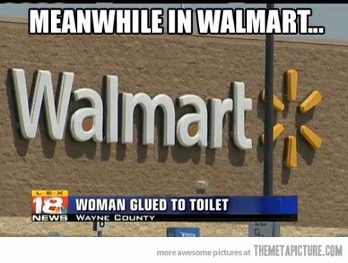 Walmart ist in den USA einer der größten Supermarkt-Ketten