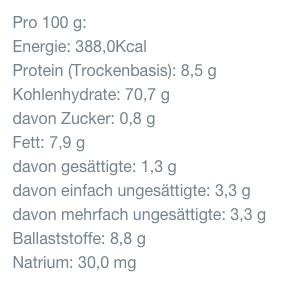 myprotein-instant-oats-naehrwerte