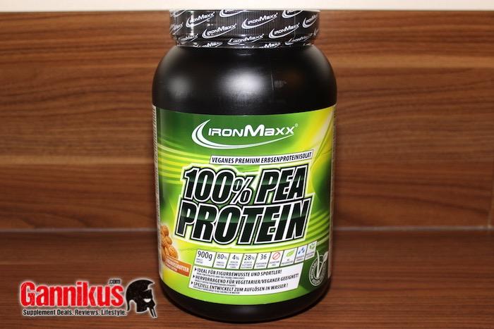ironmaxx-100-pea-protein-erbsenprotein-test