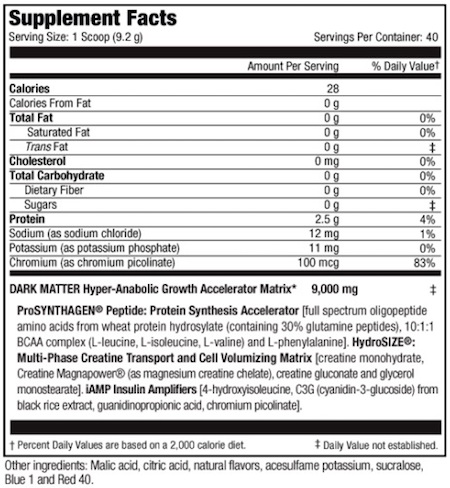 mhp-dark-matter-zero-carb-concentrate-supplement-facts