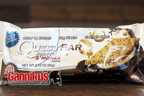 quest-nutrition-quest-bar-smores-diet