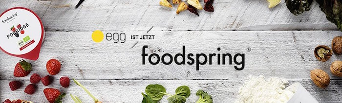 foodspring.de Review - Bild