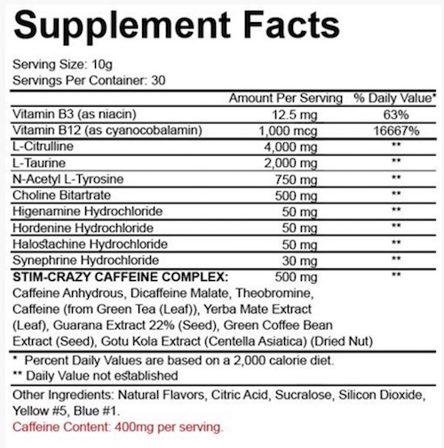 rich-piana-5-nutrition-5150-inhaltsstoffe