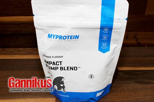 myprotein-impact-pump-blend-erfahrung