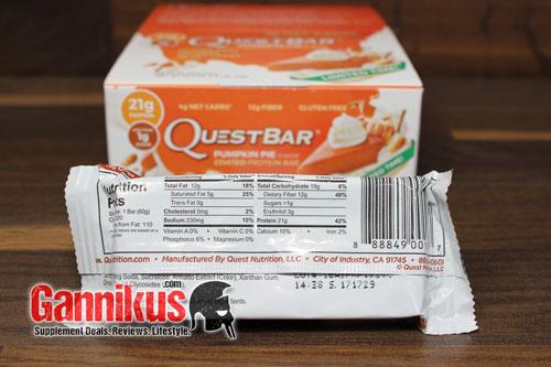 quest-bar-pumkin-pie-naehrwerte-inhaltsstoffe