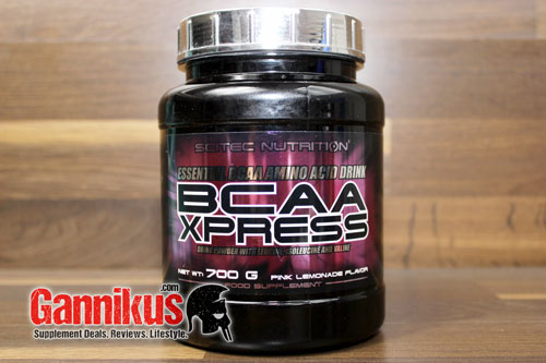 scitec-nutrition-bcaa-xpress-muskelaufbau