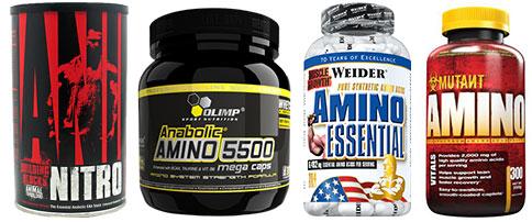 amino-kapseln-test