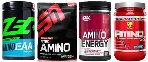 amino-pulver-test