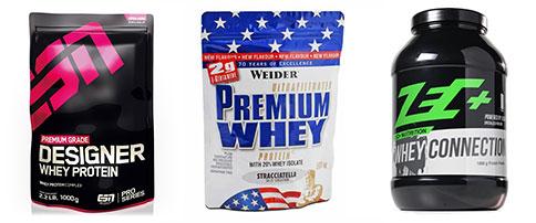 whey-protein-mischung