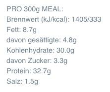 myprotein-chilli-con-carne-proteinmahlzeit-supplement-facts