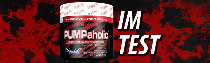 genomyx-pumpaholic-im-test