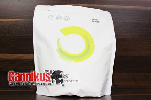 Bulk Powders Pure Whey Protein erfahrung