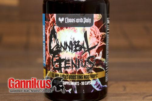 Insgesamt kann man Chaos and Pain Cannibal Genius 2.0 als solide bezeichnen.