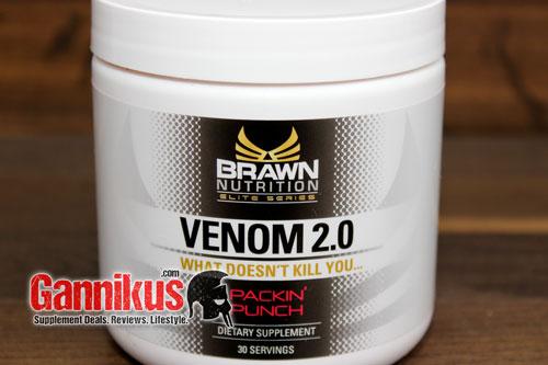 Insgesamt ist Brawn Nutrition Venom 2.0 auch mit DMHA noch ein guter Booster.