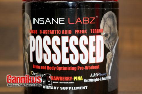 Insgesamt ist Insane Labz Possessed ein durchaus solider Hardcore Booster.