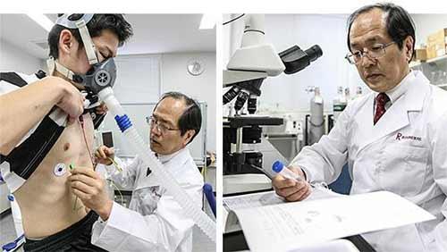 Im Jahr 1996 entwickelte Dr. Izumi Tabata das sogenannte Tabata Protocol.