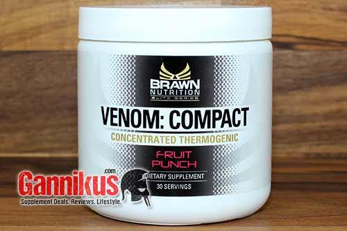Brawn Nutrition Venom Compact