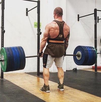 Es kann Sinn machen, ab und an mit seinem 1 max Rep Gewicht zu trainieren.