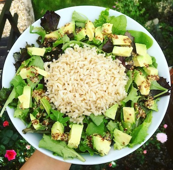 Avocados sind eine hervorragende und gesunde Fettquelle.