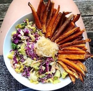 Wer etwas Abwechslung sucht, sollte einmal Süßkartoffeln ausprobieren!
