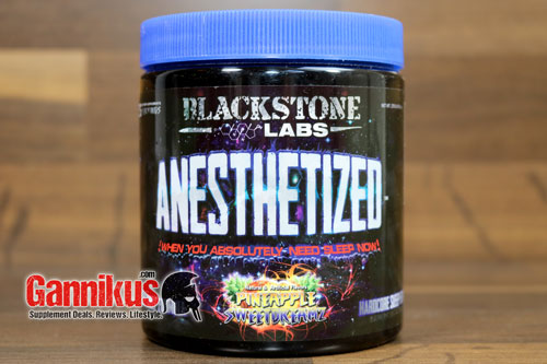 Blackstone Labs Anesthetized Schlaf Supplement