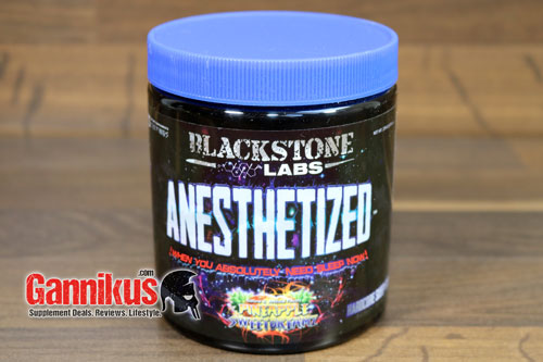 Blackstone Labs Anesthetized Wirkung