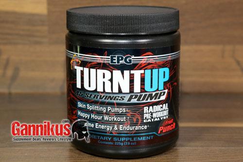 EPG Turnt Up Pump Erfahrung