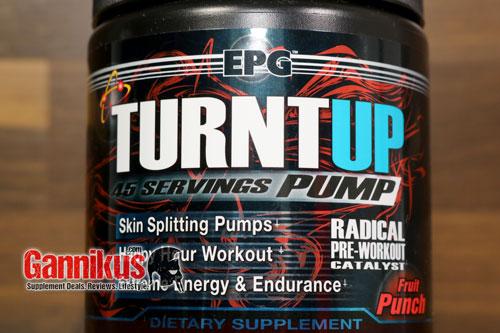 EPG Turnt Up Pump kaufen