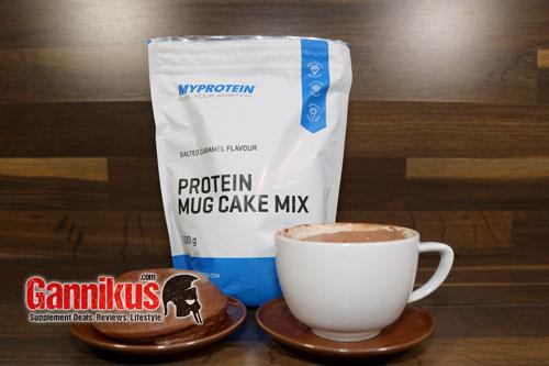 Myprotein Protein Mug Cake Mix Geschmack