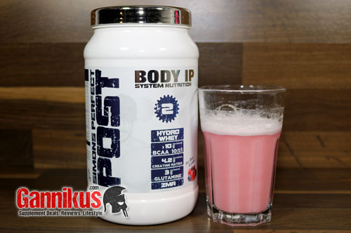 Body IP Nutrition Simons Perfect Post Geschmack