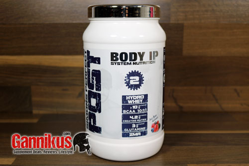Body IP Nutrition Simons Perfect Post Erfahrung