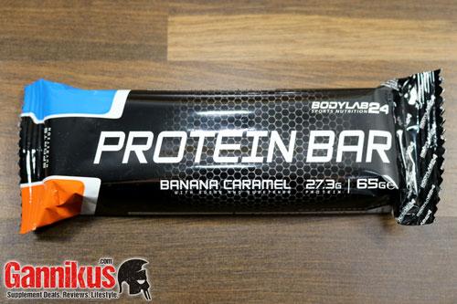 Bodylab24 Protein Bar Erfahrung