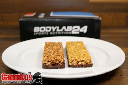 Bodylab24 Protein Bar Naehrwerte