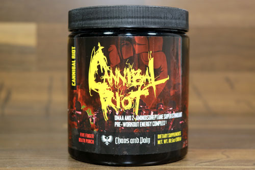 Chaos and Pain Cannibal Riot (DMHA Edition) Erfahrung